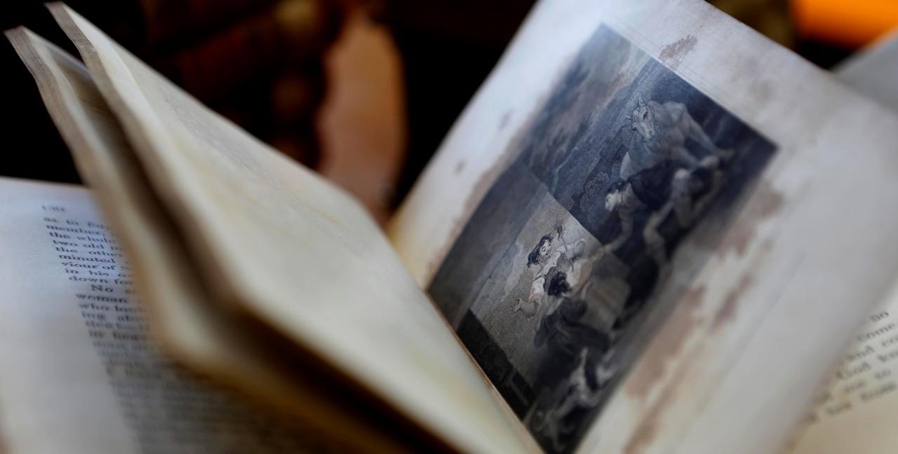 Buscan mejorar las condiciones de preservación de las bibliotecas y archivos