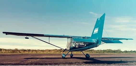 De la mano de la UNLP, levanta vuelo el primer avión eléctrico del país
