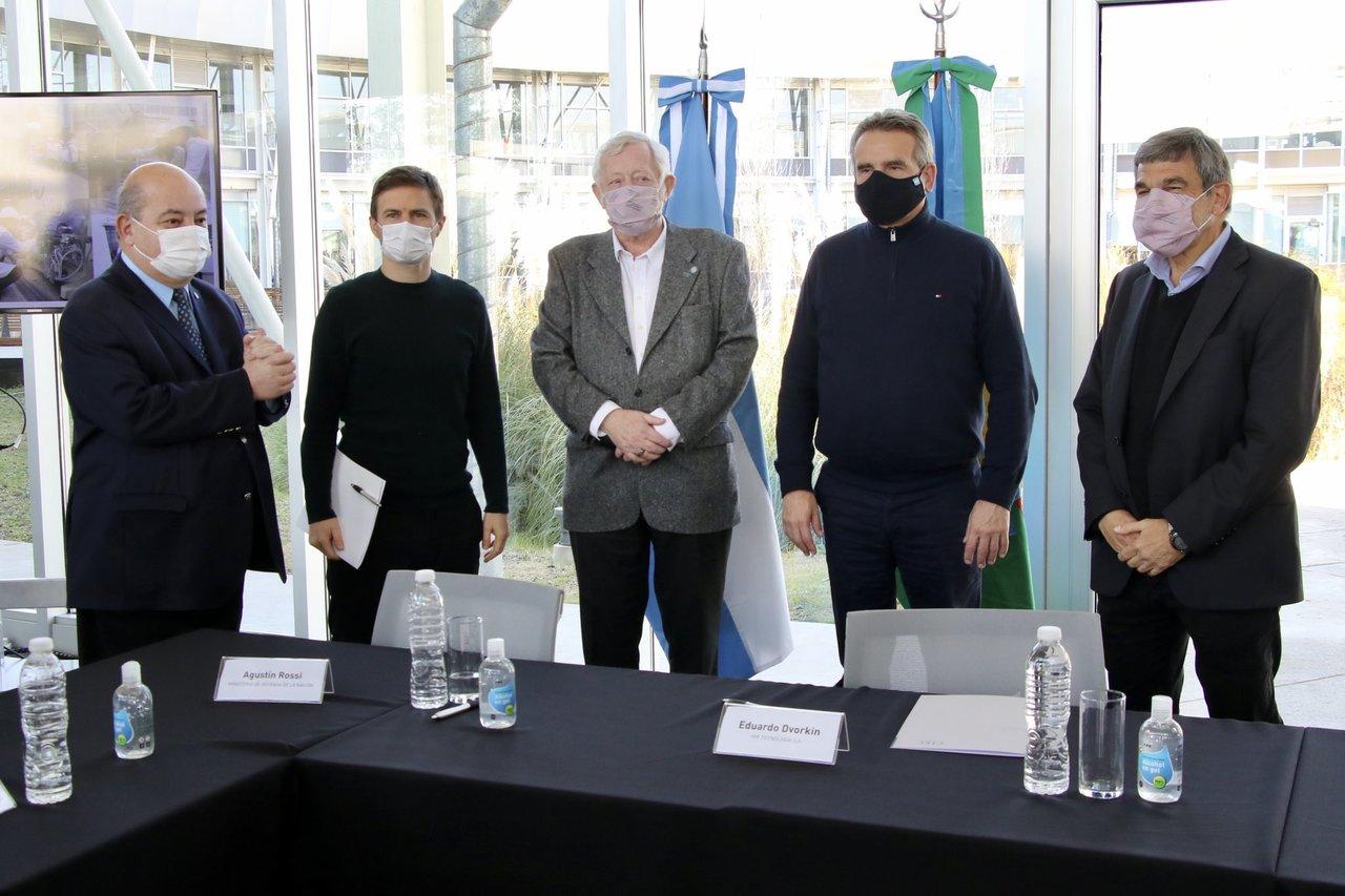 La UNLP tendrá la primera fábrica nacional de celdas y baterías de litio